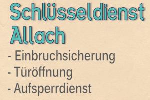 Schlüsseldienst München Allach